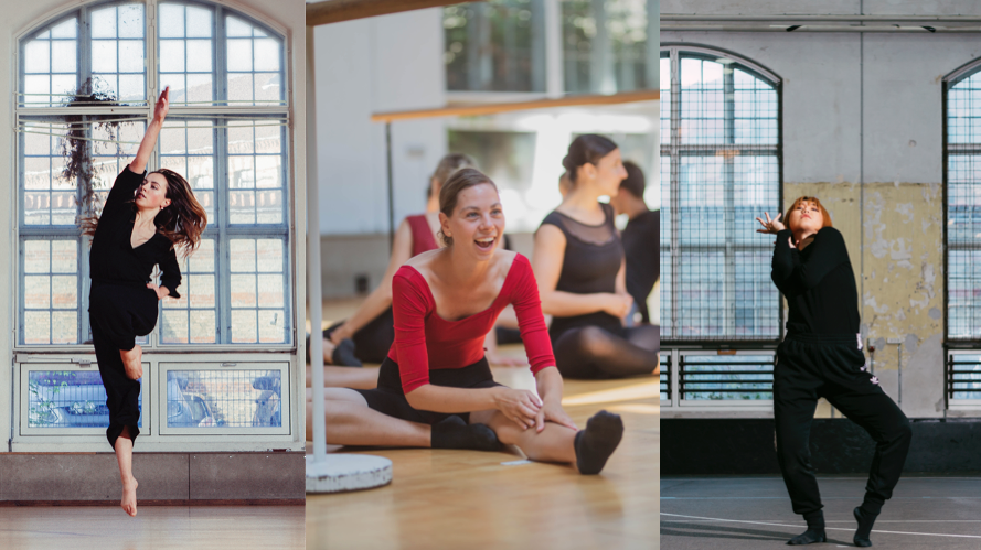 amsterdam contemporary dance school